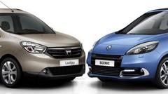 Duel des familles : Renault Scénic - Dacia Lodgy