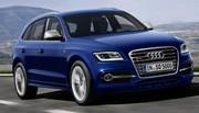 Audi SQ5 TDI : Quand le mazout devient sportif !
