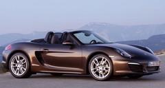 Essai du Porsche Boxster 2.7 265 chevaux