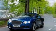 Bentley Continental GT Speed : luxe et sport ?