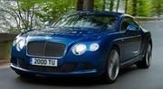 Nouvelle Bentley Continental GT Speed : la plus rapide des Bentley