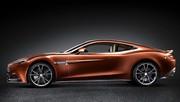L'Aston Martin Vanquish se dévoile