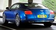 La Bentley Continental Speed GT passe sur la table d'opération