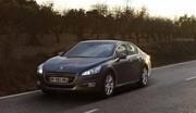 Peugeot 508 HYbrid4 : Au tour de la berline !