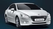 508 Hybrid4 : troisième opus hybride diesel chez Peugeot