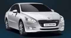 Peugeot 508 HYbrid4 : une troisième Peugeot hybride