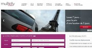 Autopartage : Citroën Multicity organise la location de voitures entre particuliers !