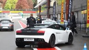 Pirelli P Zero Expérience 2012 à SPA-Francorchamps : Zéro contrainte 100% plaisir