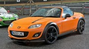 Concept Mazda MX-5 GT : 205 chevaux pour le sport