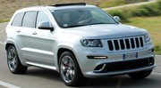 Essai Jeep Grand Cherokee SRT-8 468 ch : Fureur indienne
