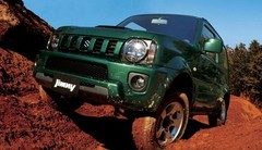 Le Suzuki Jimny s'offre un petit lifting