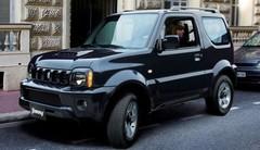 Suzuki Jimny restylé : premières photos