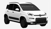 Fiat Panda 4x4 : présentation au Mondial de Paris ?