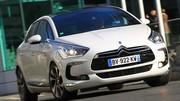 Essai Citroën DS5 Hybrid4 So Chic : Chevrons électrisés