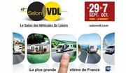 Le 47ème Salon Des Véhicules de Loisirs se tient du 29 septembre au 7 octobre