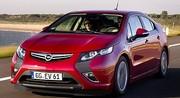 L'Opel Ampera est la plus vendue