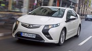 Opel Ampera : voiture électrique la plus vendue en Europe
