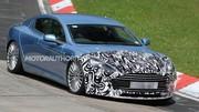 Une Aston Martin Rapide S plus sportive en préparation ?