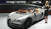 Une motorisation hybride pour la prochaine génération de Bugatti Veyron ?