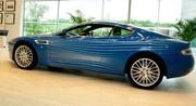 Aston Martin DB9 1M : un modèle spécial pour le million de fans sur Facebook