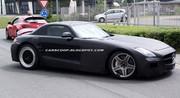 Mercedes SLC : lancement retardé ?