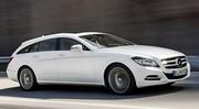 Mercedes CLS Shooting Brake : Génétiquement modifiée