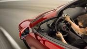 Le teaser de la McLaren MP4-12C Spider