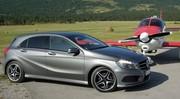 Essai nouvelle Mercedes Classe A 200 CDI