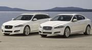 Jaguar XF : la chasse au CO2