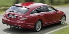 En version Shooting Brake, la Mercedes-Benz CLS reprend une longueur d'avance