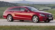 Mercedes CLS Shooting Brake : photos et infos officielles