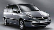 Citroën C8 2012 : Les sept différences