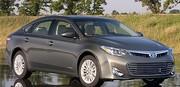 Toyota Avalon hybride : la meilleure des Toyota