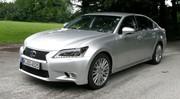 Essai Lexus GS 450h : full réussite