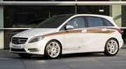 Mercedes Classe B E-Cell : avec un moteur Tesla ?