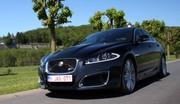 Essai Jaguar XFR : Road-book dans la vallée de la Molignée !