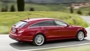 Mercedes CLS Shooting Brake, le grand mix