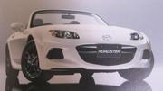 La Mazda MX-5 restylée arrive