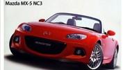 Mazda MX-5 restylée, c'est elle