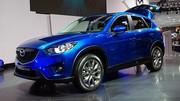 Mazda CX-5 : la production va augmenter