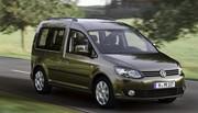 Le Volkswagen Caddy devient luxueux