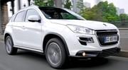 Essai Peugeot 4008 1.8 HDi 150 4x4 Allure : Quid du standing