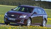 Essai Chevrolet Cruze SW : Surclassement