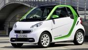 Essai Smart Fortwo Coupe Electric Drive : la bonne surprise