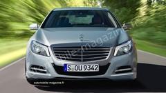 Future Mercedes Classe S : Adepte de surenchère