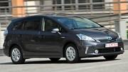 Essai Toyota Prius + 136 ch : Silence en famille