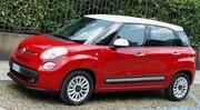 Essai Fiat 500 L : la Mamma des 500
