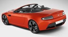 La nouvelle Aston Martin V12 Vantage Roadster arrive