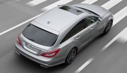 Mercedes CLS 63 AMG Shooting Brake : Familiale express