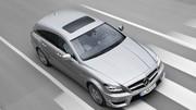 Mercedes CLS 63 AMG Shooting Brake : Priorité aux performances